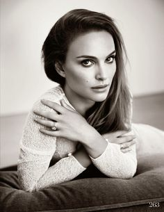 Natalie Portman for Elle UK