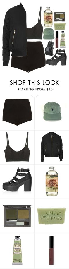 """If you don't like me at my worst.You will never deserve me at my best"" by badgalyezi ❤ liked on Polyvore featuring Topshop, Polo Ralph Lauren, Base Range, TokyoMilk, DuWop, L'Occitane, Bobbi Brown Cosmetics and Hot Topic"