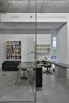 #architecture : Gary Tatintsyan Gallery / SPEECH Architectural Office