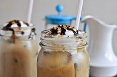 Tropik kökenli: Mocha hindistan cevizi buzlu kahve