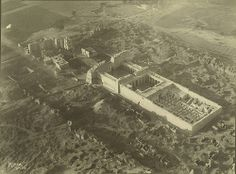 Egyptian Temple Complex - A. D. White Architectural Photographs, Cornell University Library
