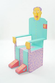 Chair Man Mao | Flickr - Photo Sharing!