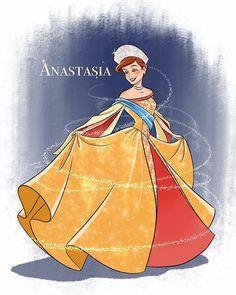 Princesa Anastasia, Disney Anastasia, Anastasia Movie, Disney Movies, Disney Pixar, Disney Characters, Walt Disney, Fictional Characters, Animation Film