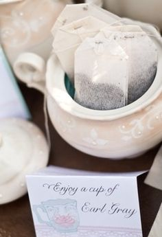 Tea Party Bridal Shower — Loverly