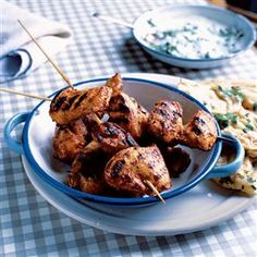 Best-ever tandoori chicken recipe. This is one of those dishes you'll want to make all summer (come rain or shine!)