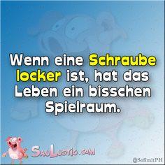 Schraube-locker