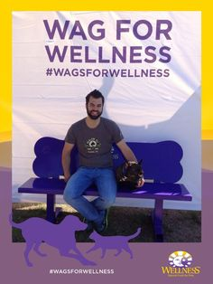 #WagsforWellness Wellness Wagon is outside Healthy Pet in Austin, Texas until 2 pm today (6/9/15)
