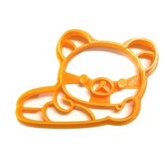 It's Relakkuma! Make adorable lazy bear cookies with this Relakkuma Cookie Cutter Colors can vary - Dishwasher safe - This cutter's ease of use is: Very Tricky * Little tricky * Average * Easy Tip: Co