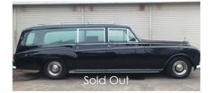 Rolls-Royce Shooting Brake | 1973年型 Rolls Royce PhantomVI Shooting-Brake | WAKUI MUSEUM | ROLLS ...