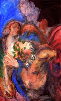 A. Beck, Tod durch Erschrecken, Acryl auf Leinwand, 100 x 60 cm, 2011, 1120 €