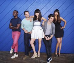 [Season 2 promo pic] LOVE New Girl! Can't wait for second season!