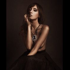 beautiful modeling by @from_berlin_to_cologne <3 #fineart #fashion #portrait