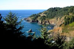 Cape Foulweather, Otter Rock, Oregon