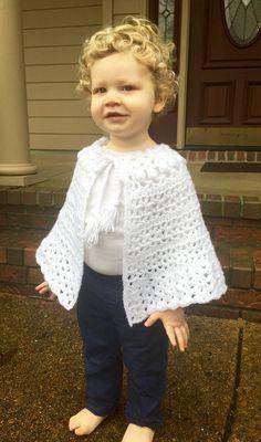 Easter Crochet Pattern Girls Shawl PATTERN Shawl Crochet | Etsy
