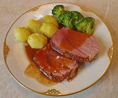 Winterlicher Schweinebraten, ein raffiniertes Rezept aus der Kategorie Winter. Bewertungen: 100. Durchschnitt: Ø 4,5.