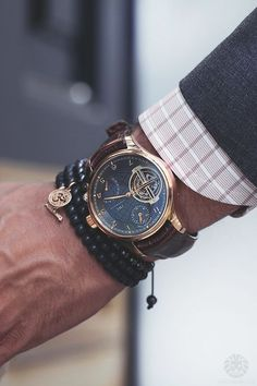 watchanish:  IWC Portuguese Sidérale Scafusia.Read the full article…
