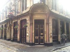 Cafe Royal, Edinburgh - New Town