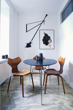scandinavian dining