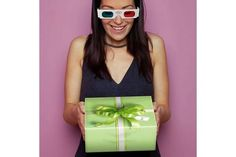 The Lazy Bows 3D Wrapping Paper is Present-ly Surprising #giftwrap trendhunter.com