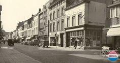 Akkerstraat Breda (jaartal: 1950 tot 1960) - Foto's SERC