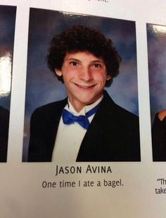The Shocking Quote: | The 38 Absolute Best Yearbook Quotes From The Class Of 2014