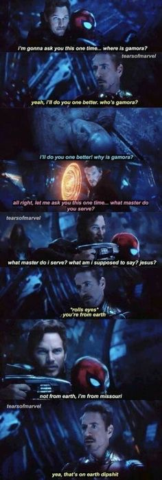 So funny frame of Avengers infinity warYou can find So funny and more on our website.So funny frame of Avengers infinity war The Avengers, Avengers Humor, Marvel Jokes, Marvel Comics, Films Marvel, Heros Comics, Funny Marvel Memes, Dc Memes, Marvel Heroes