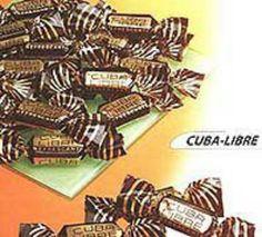 Caramelos cubalibre