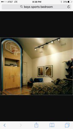 This Lennar Kid S Room In Moncks Corner Sc Is A Slam Dunk