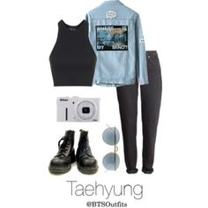 Warped Tour with Taehyung