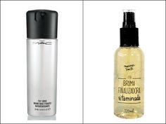 Bruma para hidratar e fixar o make. | 40 versões mais baratas de produtos de beleza que viraram hit