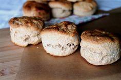 Speltscones, recipe on my blog!