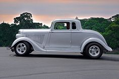 Dave Koontz - 1934 Plymouth Coupe
