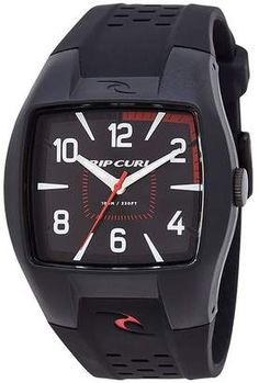 Rip Curl Pivot Sports watch with black polyurethane strap c36f1f6d93b