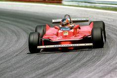 Gilles Villeneuve, Grand Prix Of Austria