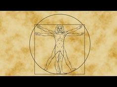 Da Vinci's Vitruvian Man of math - James Earle - YouTube