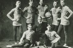UT Basketball, (circa 1902-1903)