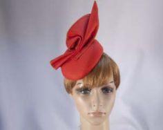 Pillbox hat for winter autumn racing -- buy online in Australia F540