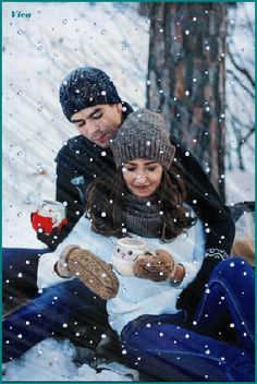 Beautiful Romantic Pictures, Romantic Couple Images, Romantic Gif, Beautiful Gif, Romantic Couples, Love Cartoon Couple, Cute Love Couple, All Need Is Love, Love Is Sweet