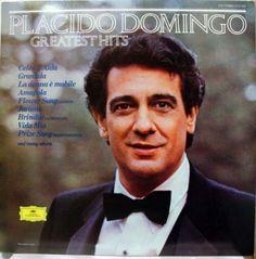 Placido Domingo, Spain's greatest opera singer.