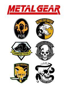 Metal Gear T-shirt by khaledalrawaf Snake Metal Gear, Metal Gear Solid, Body Art Tattoos, Cool Tattoos, J Games, Gear Tattoo, Comic Manga, Diamond Dogs, Arte Cyberpunk