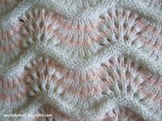 Baby Cardigan Knitting Pattern, Lace Knitting Patterns, Knitting Stiches, Free Knitting, Baby Knitting, Stitch Patterns, Knitted Hats, Knit Crochet, Google