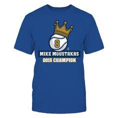 Mike Moustakas - Baseball Crown