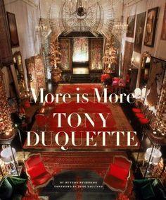 tony duquette book cover