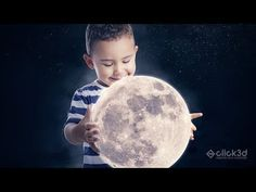 """In this Advance Photoshop Tutorial I will show you to make a Creative Photo Manipulation """"Moon in hand"""" using just four free stock images. Photo Manipulation Tutorial, Hand Photo, Creative Photos, Photoshop Tutorial, Beautiful Pictures, Moon, Illustration, Photography, Youtube"""