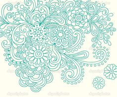 depositphotos_16206371-Hand-Drawn-Henna-Paisley-and-Flowers-Abstract-Doodle-Vector-Illustration.jpg (1024×853)