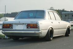 Classic Car News Pics And Videos From Around The World Toyota Corona, Classic Japanese Cars, Old Classic Cars, Toyota Cars, Toyota Hilux, Car Dump, Corolla Hatchback, Old School Cars, Unique Cars