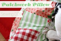 Luloveshandmade: Patchwork For Beginners - An Easy Sewing DIY