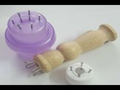 اصنعي نول الكروشيه بادوات منزليه Spool Knitting, Cooking Timer, Projects To Try, Youtube, Embroidery, Beads, Youtubers, Youtube Movies