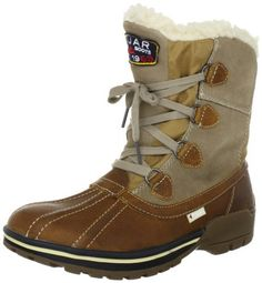 "Pajar Men's Banff 2 Snow Boot Pajar. $103.46. Rubber sole. Waterproof leather and suede upper. Leather and suede. Approx. 1"" heel height. Approx. 11"" boot circumference. Approx. 9"" boot shaft height. Wool-blend insulating fleece lining"