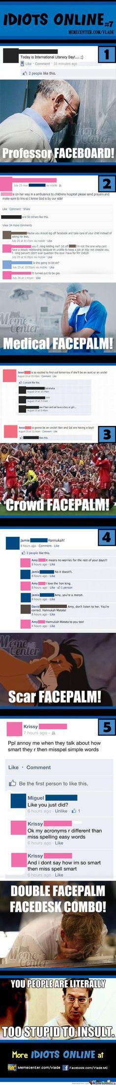 Idiots Online #7